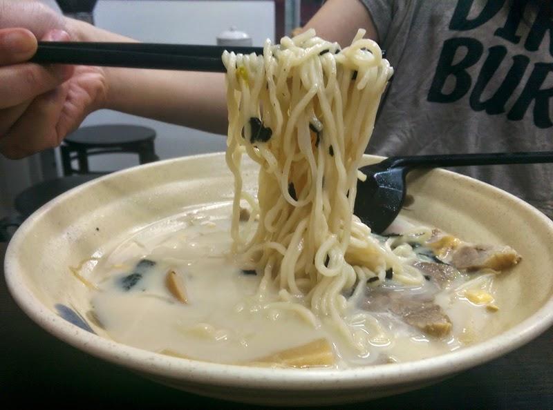 IMAG1816 - 【逢甲夜市】九州日式豚骨拉麵