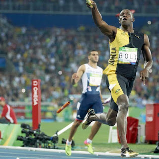 Usain Bolt loses Olympic gold medals