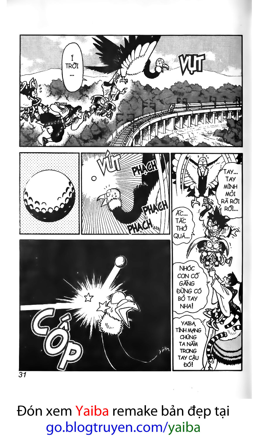 Yaiba chap 41 trang 12