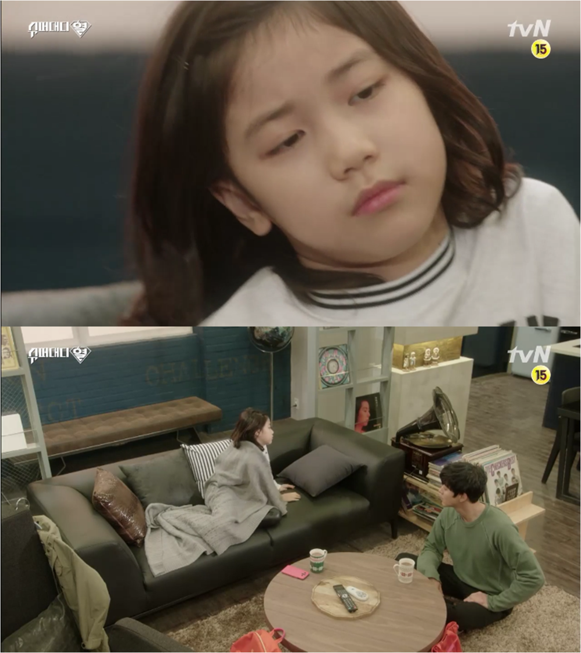 Super Daddy Yeol Episode 1 Review Super Daddy Yeol 1 lee dong gun Super Daddy Yeol lee yoo ri Super Daddy Yeol lee re Super Daddy Yeol Korean Dramas enjoykorea hui Super Daddy Yul episode 1 Super Daddy Yul ep 1 recap