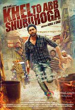Khel To Abb Shuru Hoga 2016 Hindi Dubbed HDRip 720p at movies500.info