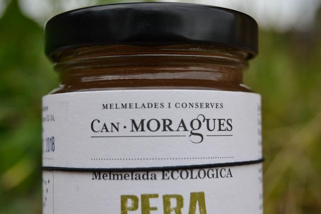 melmelada ecològica de Can Moragues