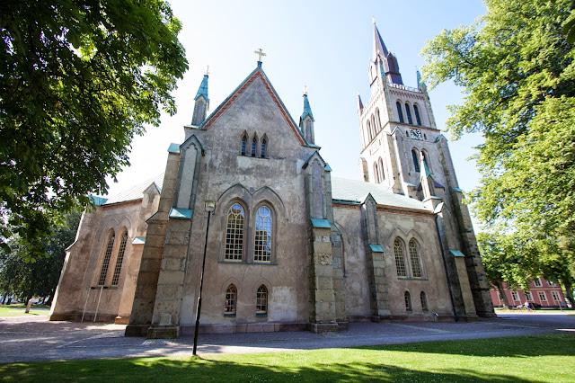 Lidkoping-Chiesa
