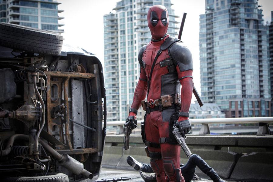 "Żart żartem żart pogania – recenzja filmu ""Deadpool"""