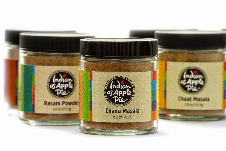 indian as apple pie spices