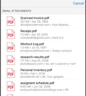 PDF word converter on gmail