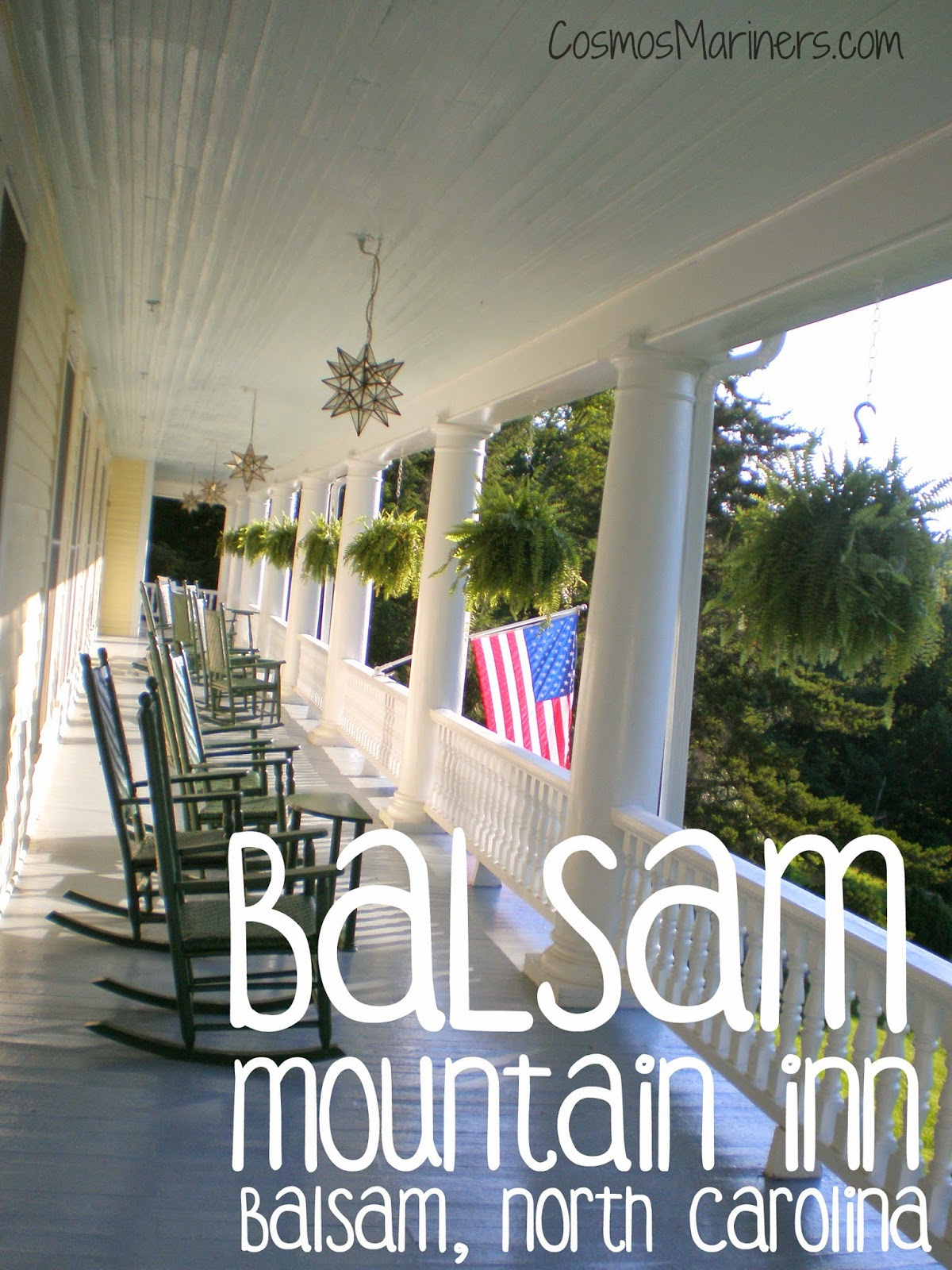 Balsam Mountain Inn, Balsam, North Carolina | CosmosMariners.com