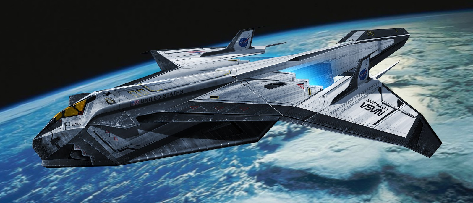 future space shuttle concepts - photo #19