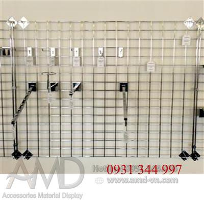 Khung lưới treo hàng | Móc lưới treo hàng, phụ kiện điện thoại, thời trang - 223613