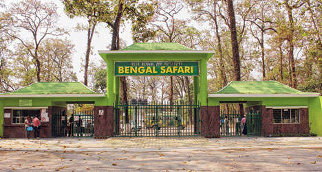 Bengal Safari Park in Siliguri