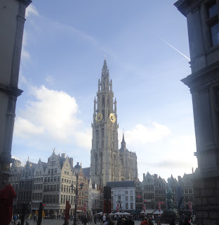 Antwerp Cathedral of Our Lady Belgium