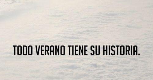 Frases De Verano Tumblr