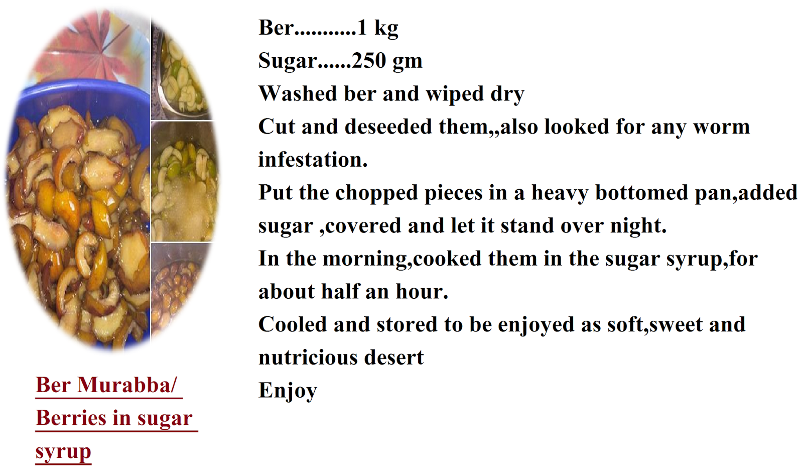 From the Kitchen of Anita Chahal aunty - Recipe Treasures