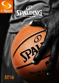 Catalogue Spalding 2018 Basketball