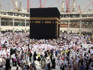 Tempat-Tempat Utama Ibadah Haji (bagian 2)