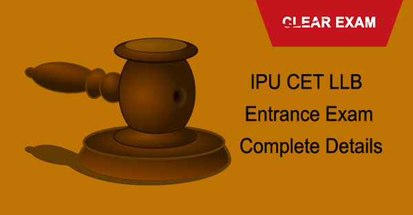 IPU CET LLB Entrance Exam