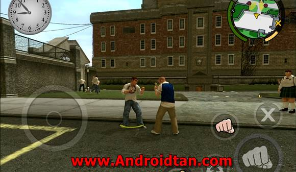 Bully Anniversary Edition Mod Apk Full Data Android v1.0.0.16 Terbaru 2017 Free Download