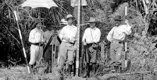Expedición de Percy Fawcett en Brasil
