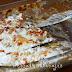 Moussaka de berenjenas con lechazo asado de Cascajares
