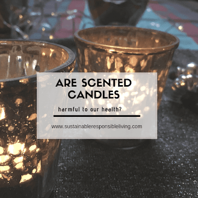 Scented candles and health