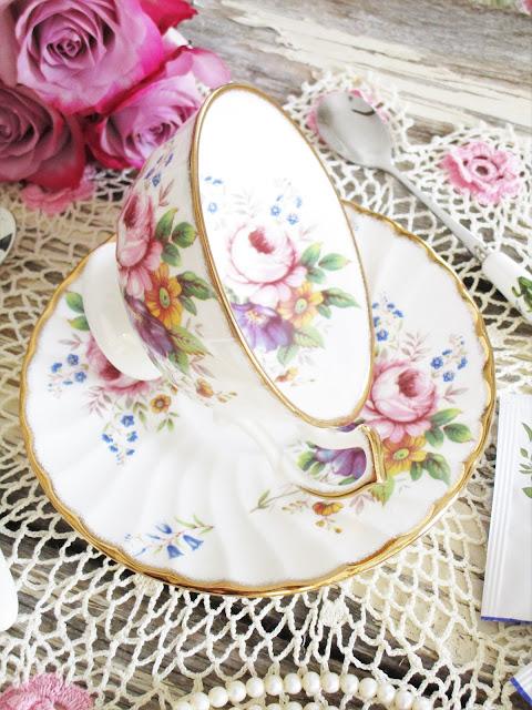 A Pretty Tea Themed Package