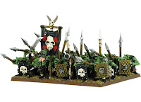 warhammer age of sigmar destruction grots unit picture