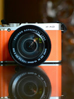Photo of Fujifilm X-A2