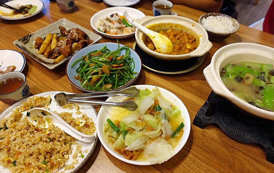 雲林斗南《極味功夫菜》價錢不貴, 不錯吃但菜色屬於較精緻少量的!