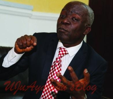 APC cannot demand Saraki's resignation, says Falana