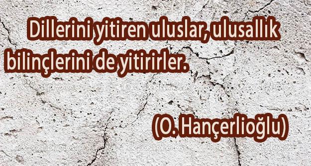 türk dil bayramı ile ilgili güzel sözler