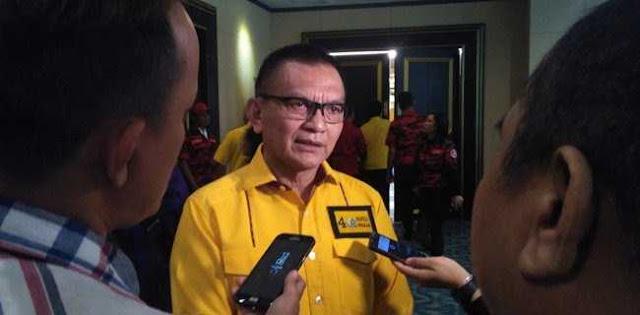 Golkar Pecat Pentolan Go Prabu Yang Dukung Prabowo-Sandi