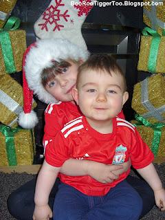 Christmas Photo – 2011