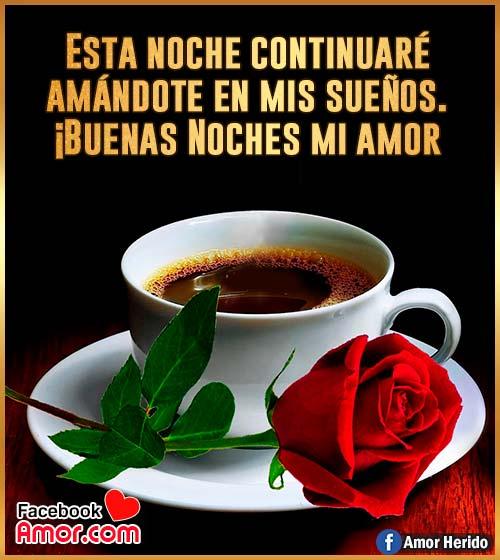 amor buenas noches