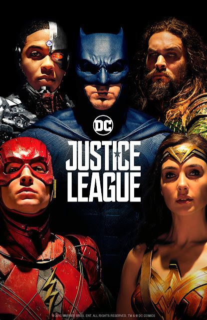 Review dan Sinopsis Film Justice League 2017