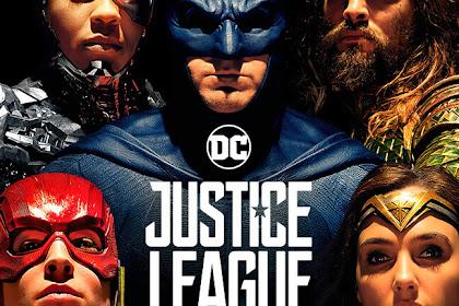 Review dan Sinopsis Film Justice League 2017