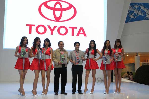 Lowongan Kerja PT.Toyota Astra Motor Terbaru 2017 untuk Lulusan D3, S1 dan S2