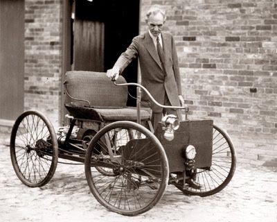 Cuadriciclo de Henry Ford