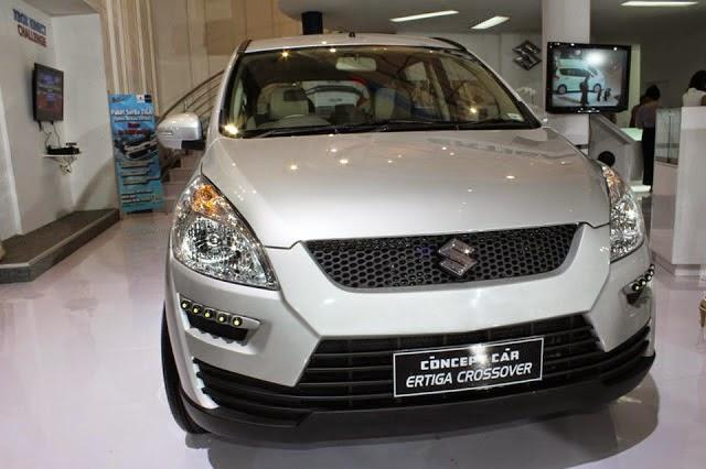 Modifikasi Suzuki Ertiga mewah