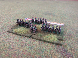 6mm French Cavalry by Baccus