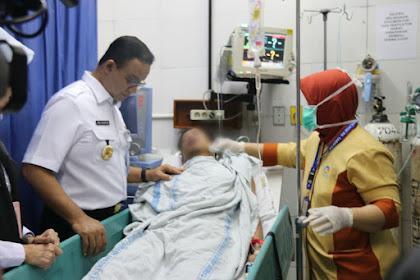 Gubernur Anies: Korban Meninggal Bertambah Jadi 8 Orang