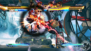 Download Game Street Fighter X Tekken Gratis (Permainan Pertarungan Super Hero)
