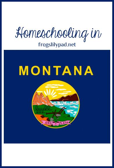 Homeschooling in Montana l frogslilypad.net