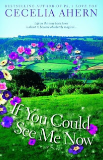 Book cover for Cecelia Ahern's If You Could See Me Now in the South Manchester, Chorlton, and Didsbury book group
