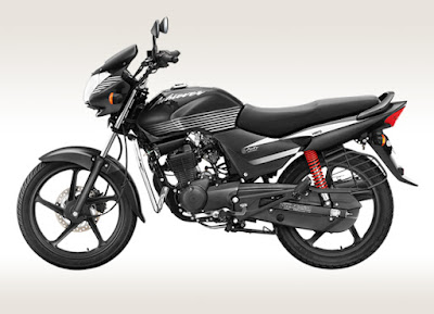 Hero Achiever 150 left side look image