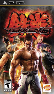 Tekken 6 PSP ISO High Compressed - Free Download Android PPSSPP Game