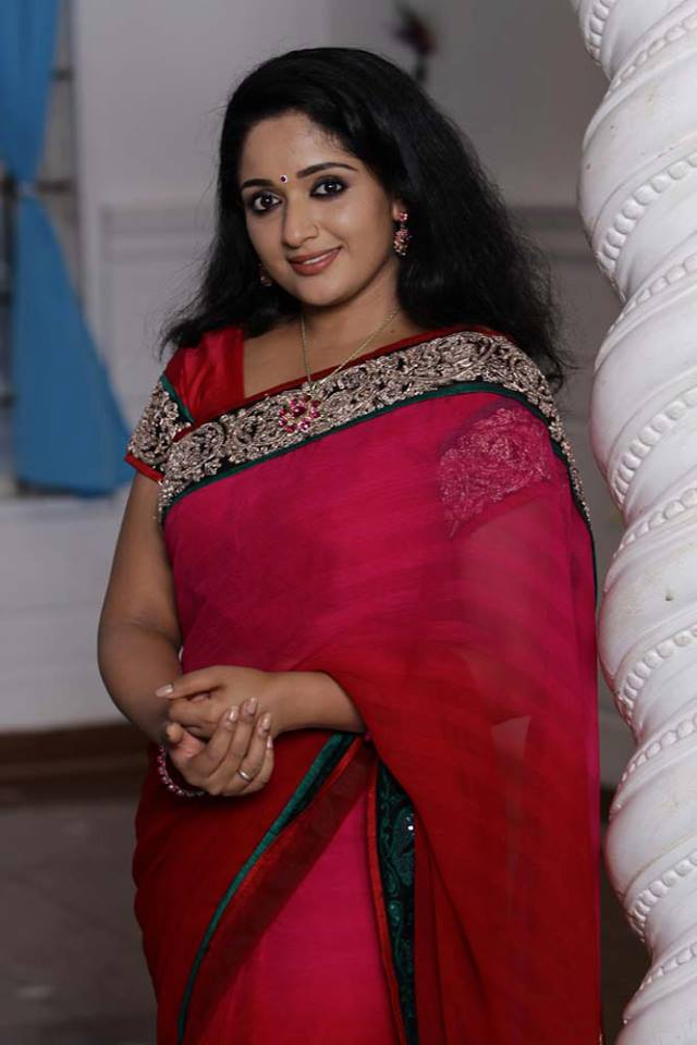 Kavya Madhavan Latest Hot Pics In Saree And Churidar