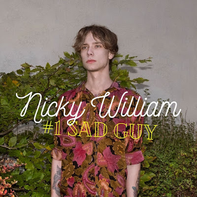 "Nicky William Unveils New Single ""#1 Sad Guy"""
