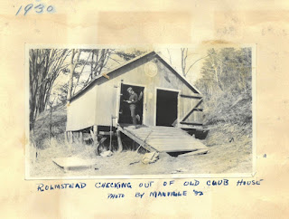 Ledyard Canoe Cabin, 1930
