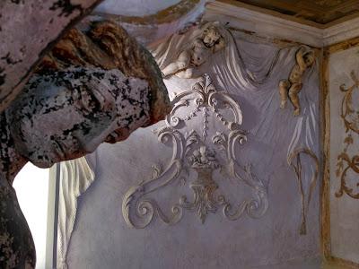 Palazzo Fulcis, la camera da letto