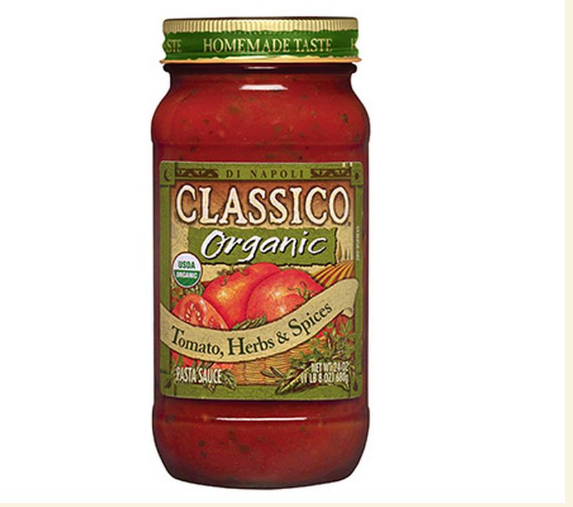 Costco Discontinued Items Classico Organic Pasta Sauce